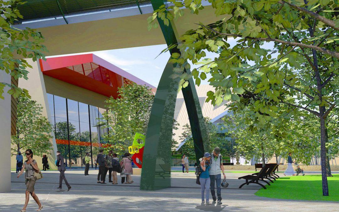 Mytishchi The New Urban Center