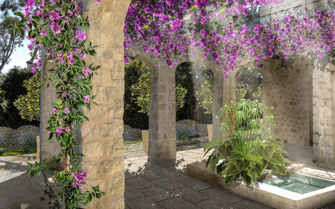 Cap d'Antibes Garden