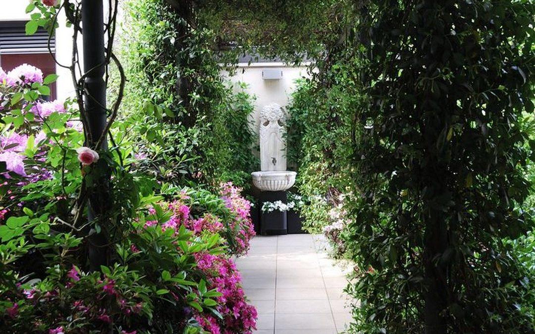 Fourth Floor Garden