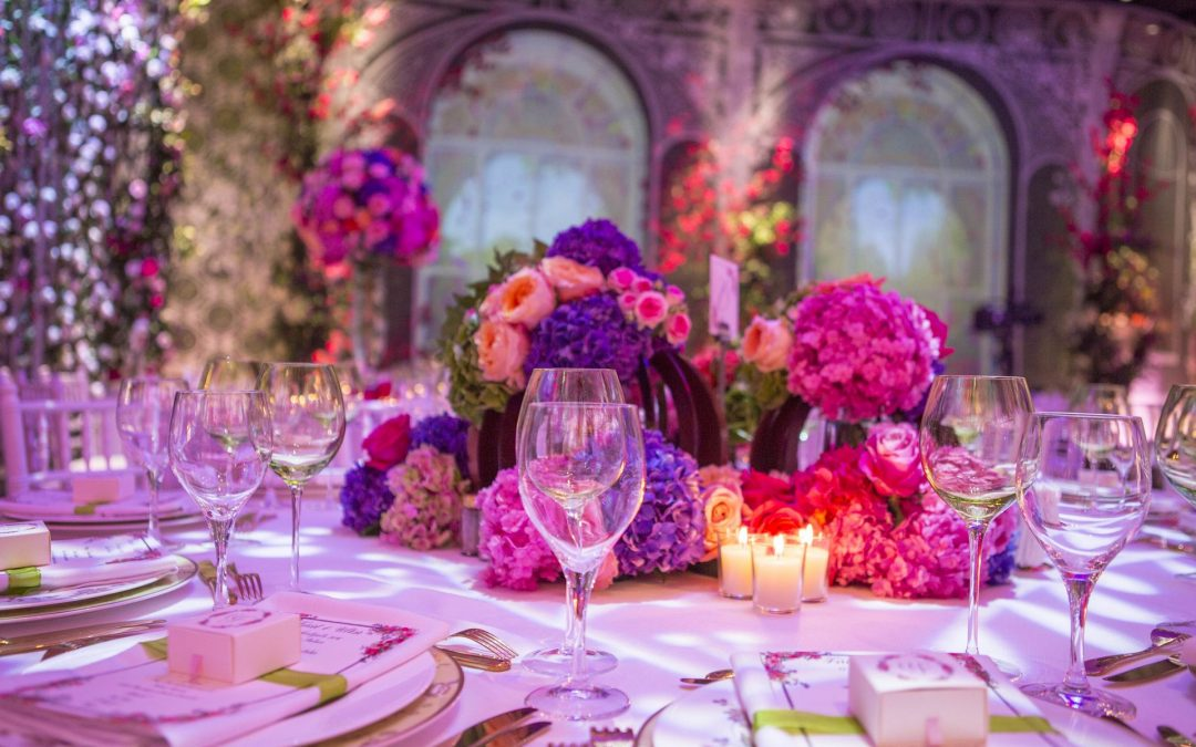 Private event – Gala Dinner