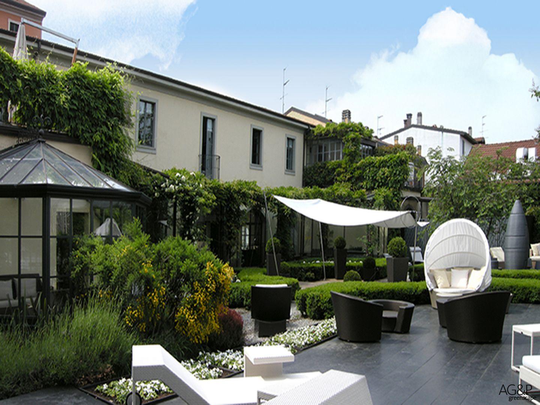 Via Savona factory