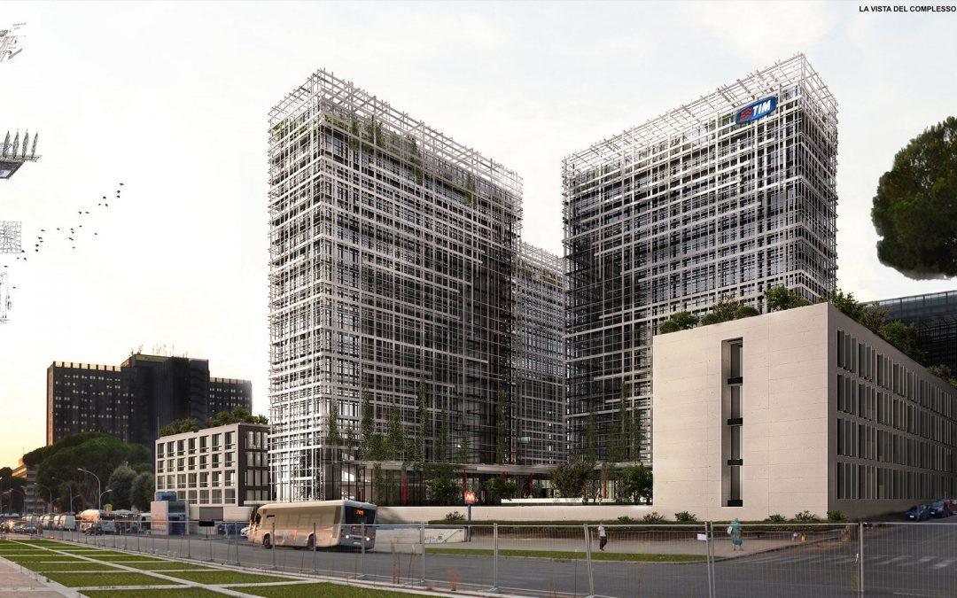 Headquarter Telecom Italia