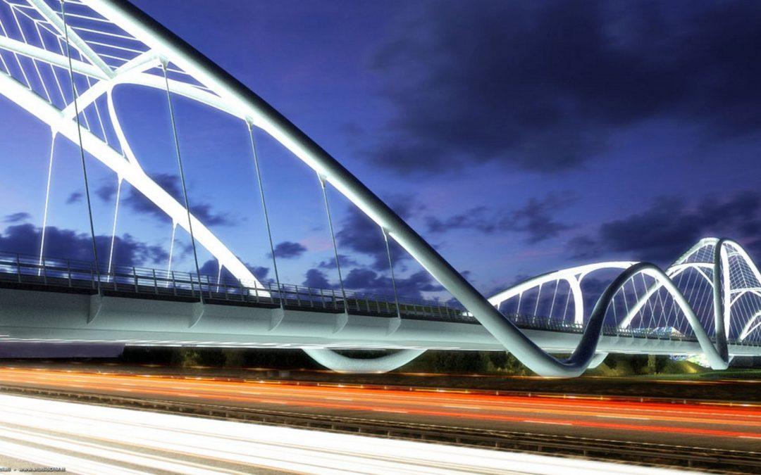 EXPO 2015 bridge