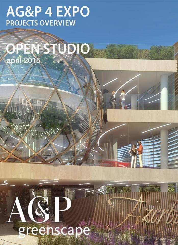 AG&P Open Studio Salone del Mobile 2015
