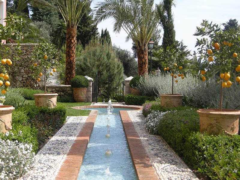 Giardini mediterranei idee e segreti ag p greenscape - Giardini mediterranei ...