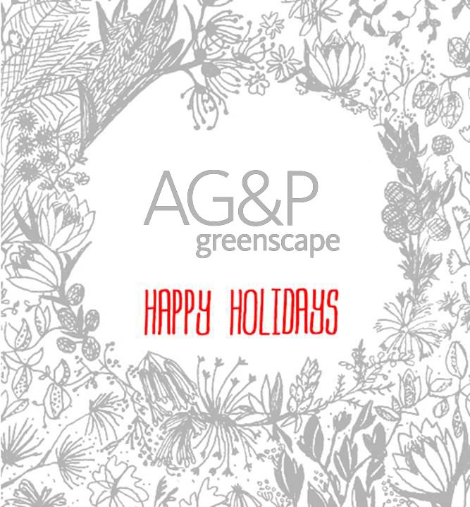 AG&P Winter greetings