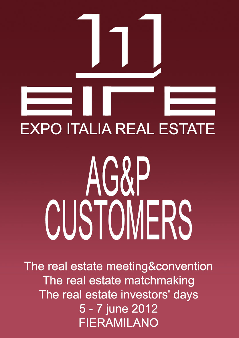 EIRE 2012AG&P Customers
