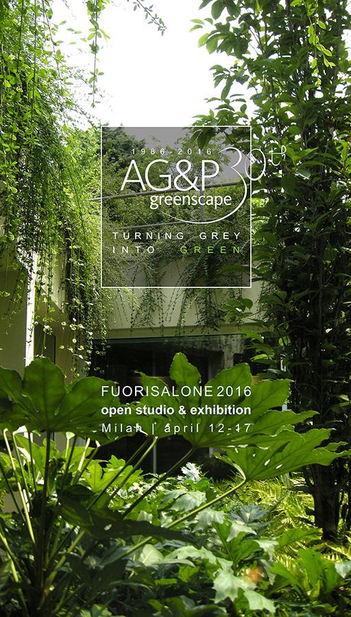 AG&P greenscape Open Studio 2016