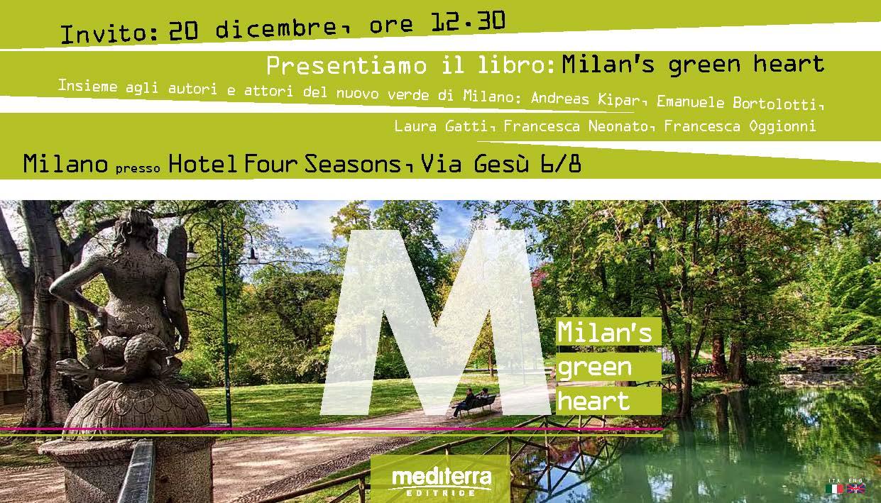 Presentazione libro Milan's green heart