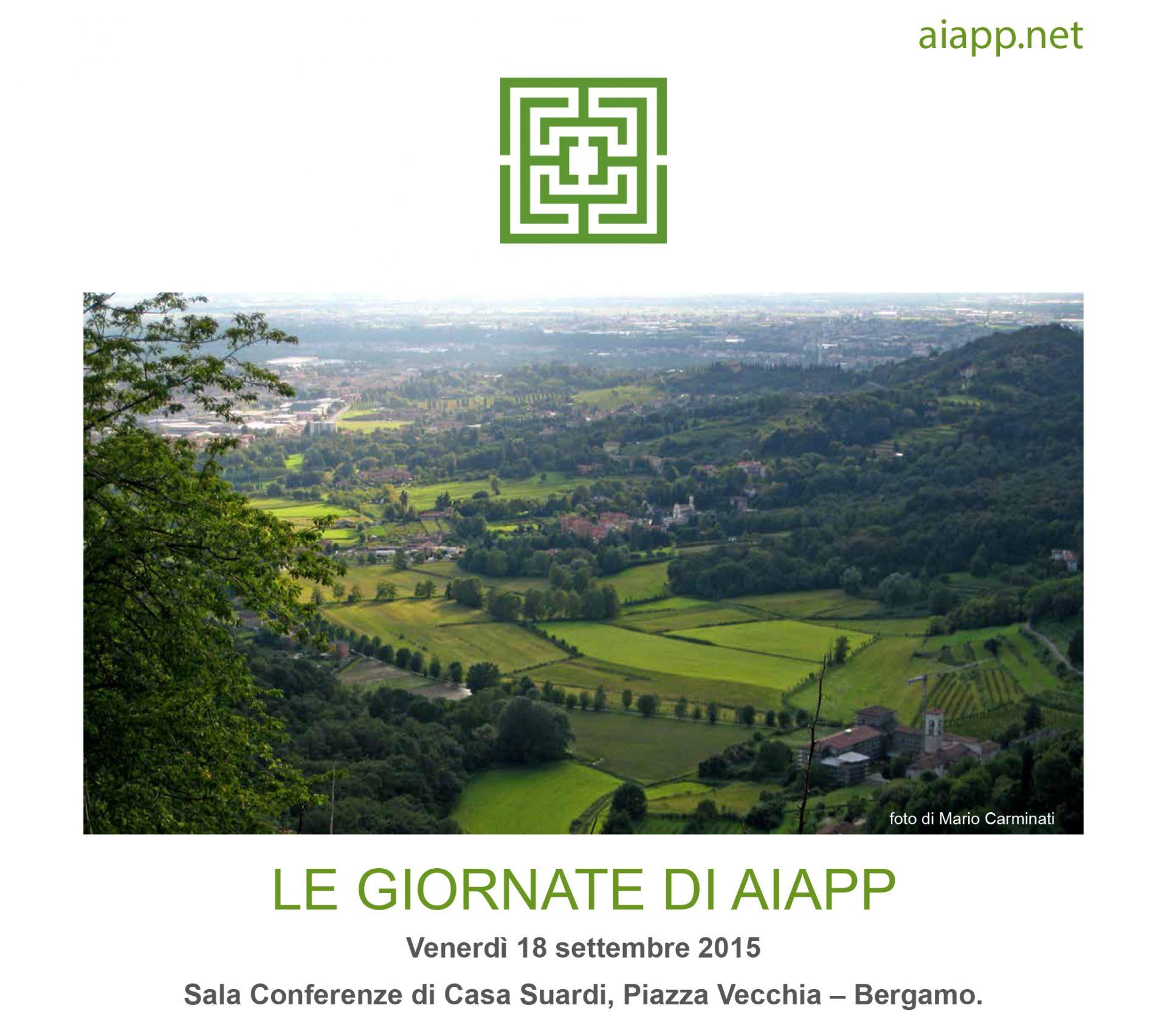 AIAPP: Comunicare giardini e paesaggi