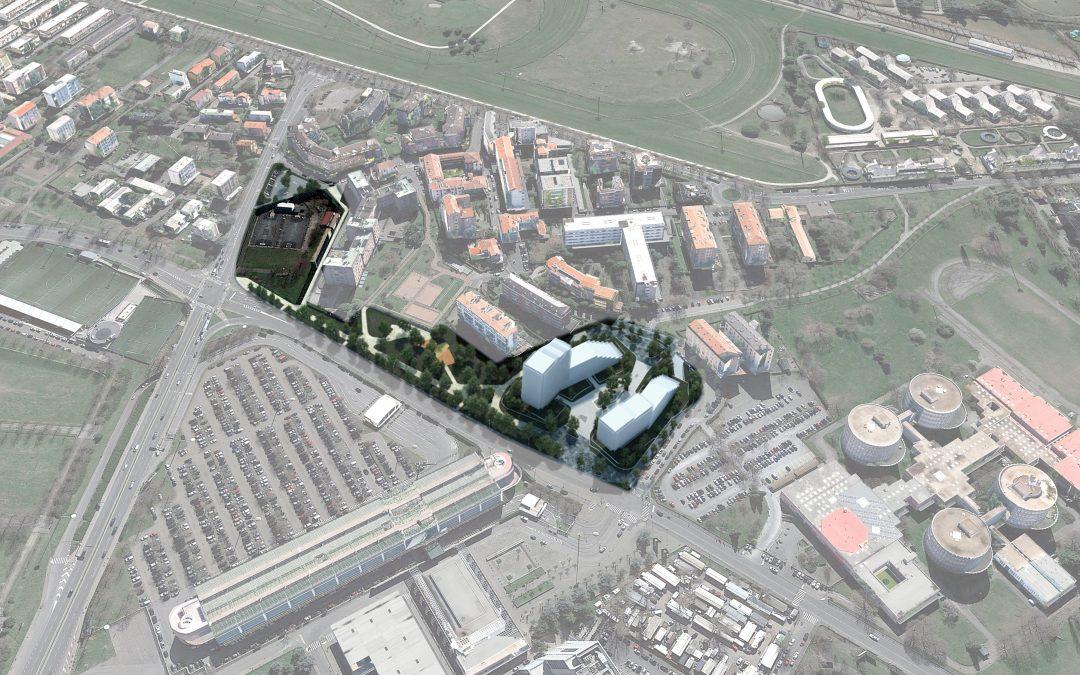 New Urban Systems in Lampugnano