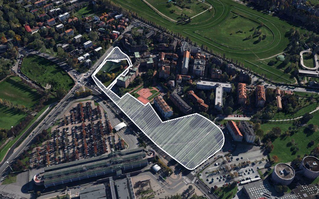 Nuovi sistemi urbani a Lampugnano