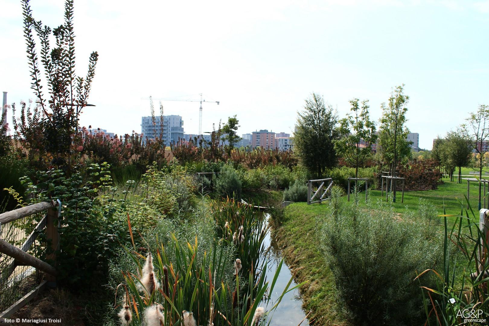 Parco Cascina Merlata