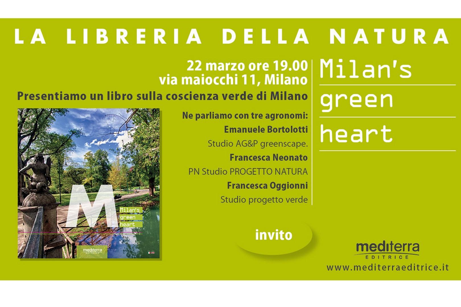 Evento Milan's green heart