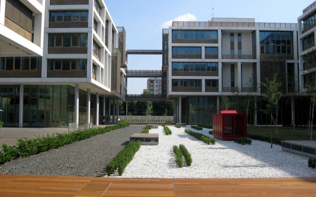 Semibreve Inner Garden