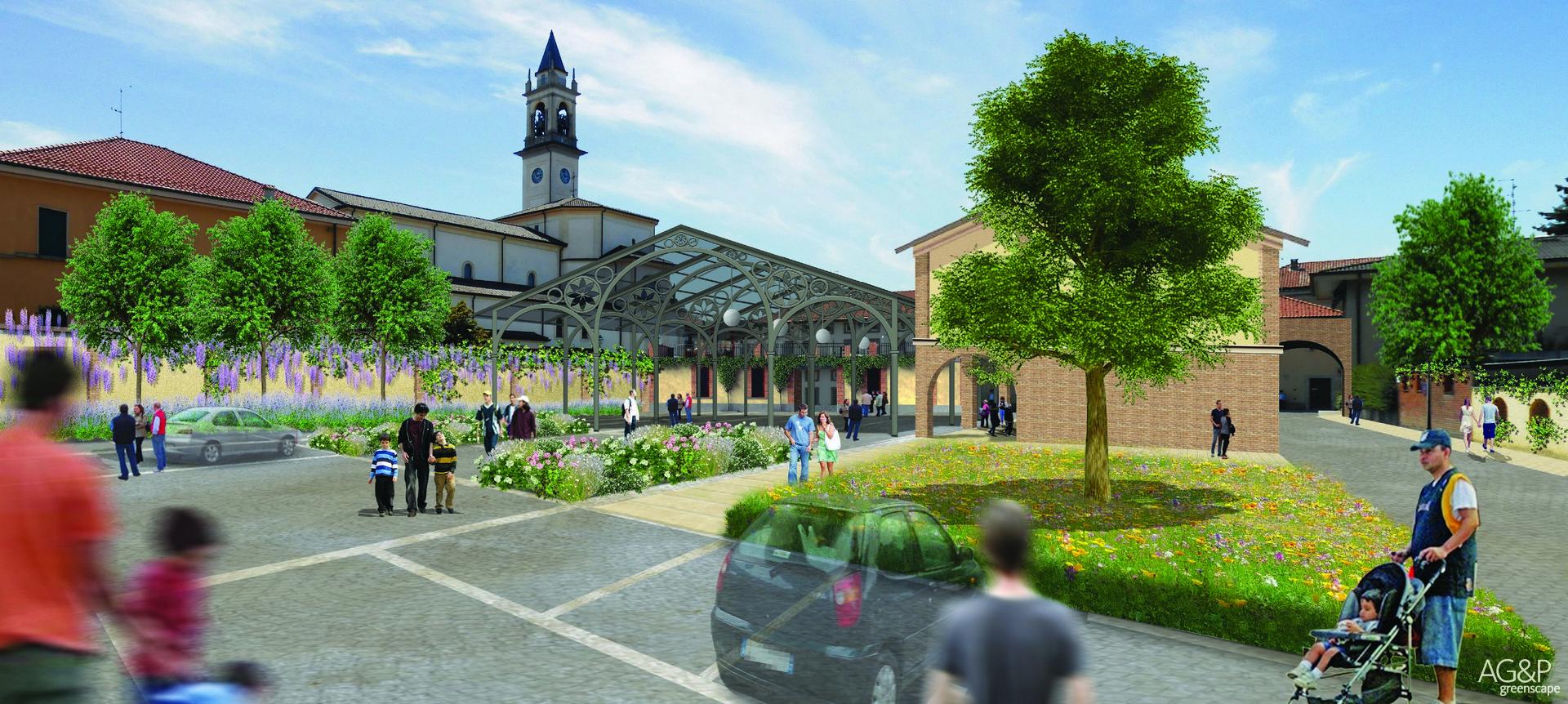Lazzate 2020 – il borgo porta del parco