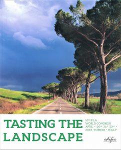 IFLA 2016 – Tasting The Landscape