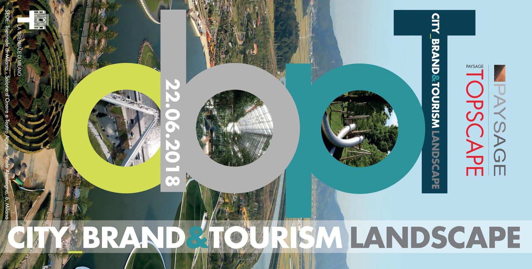 Simposio internazionale CITY BRAND & TOURISM LANDSCAPE