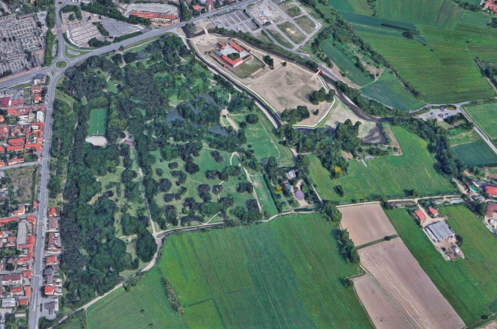 AG&P greenscape vince il concorso per il masterplan del Parco Castello di Legnano