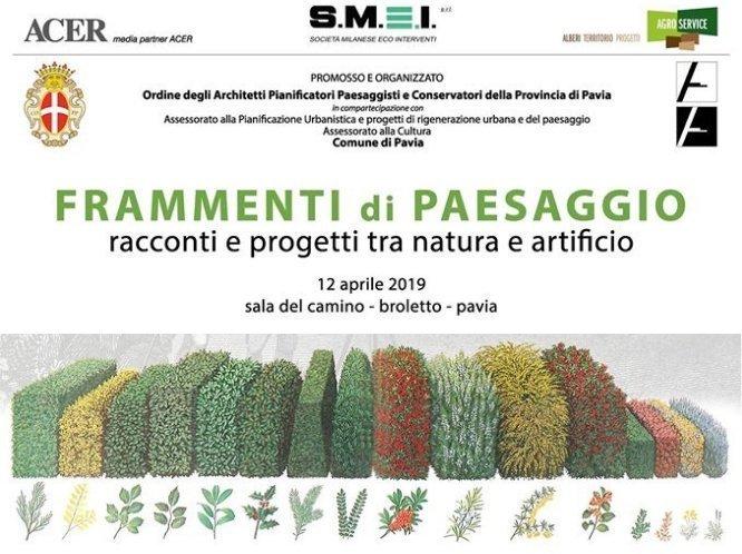 Frammenti di Paesaggio a Pavia