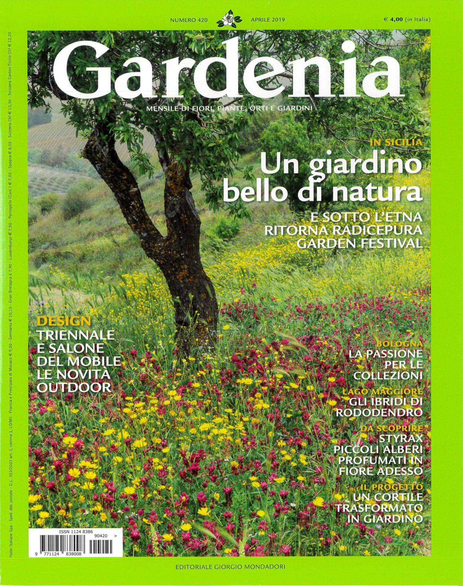 Il terrazzo di Paolo e Sofya su Gardenia