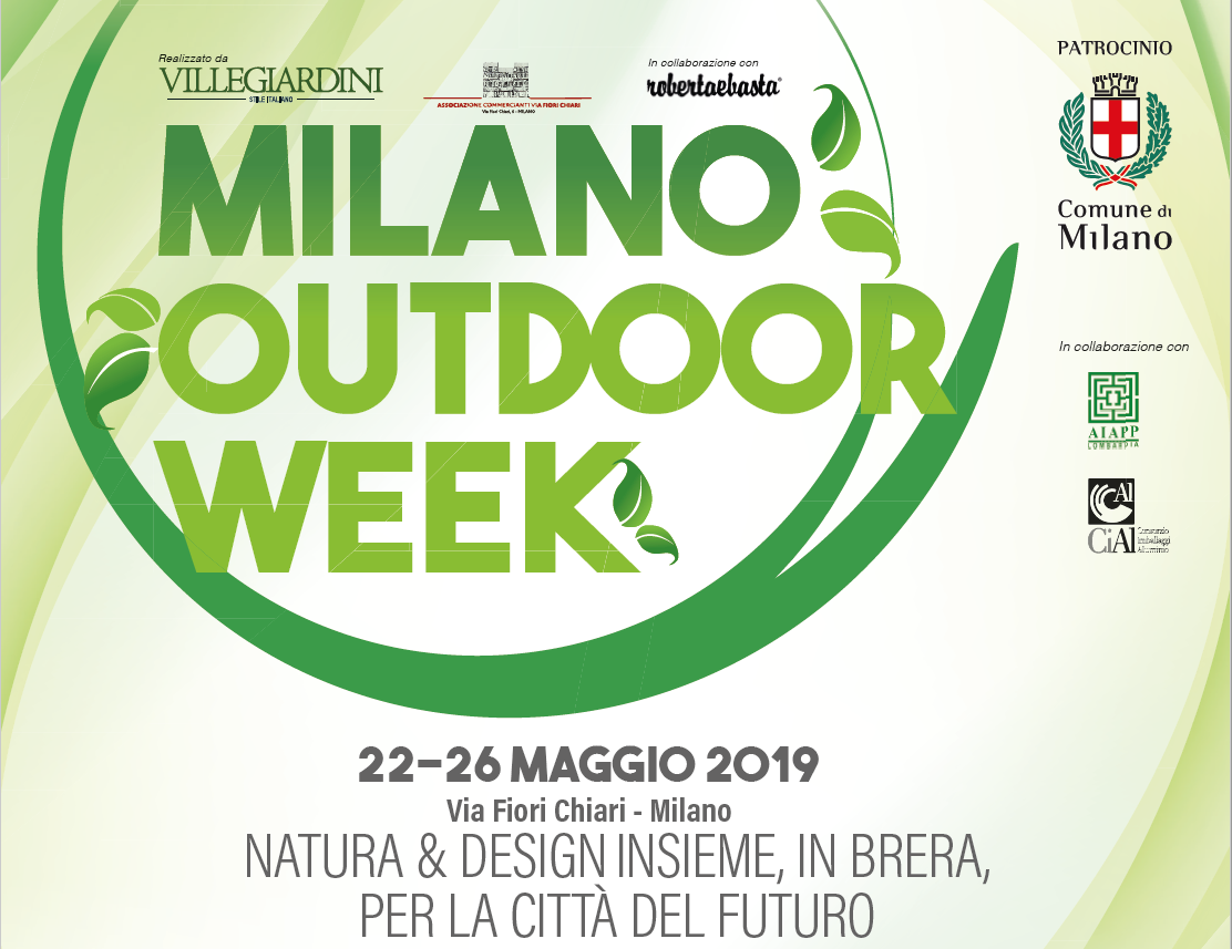 AG&P alla Milano Outdoor Week