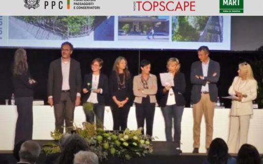 """1° premio per le """"Cascate Vegetali"""" dell'Hotel VIU"""