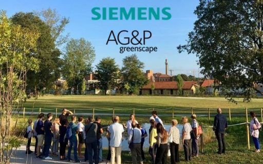 """Una giornata speciale a """"Gli Orti di Siemens"""""""