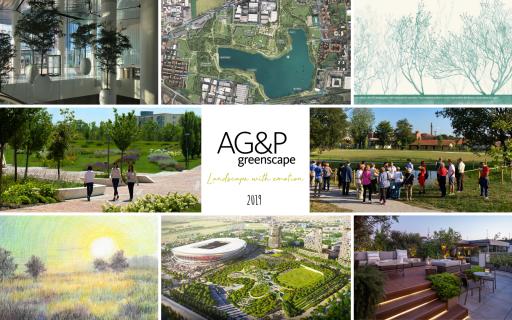 Il 2019 di AG&P greenscape