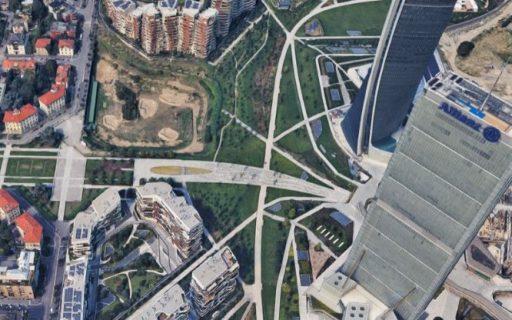 AG&P greenscape partecipa allo sviluppo di  CityLife Milano