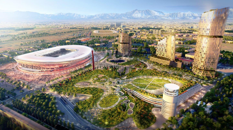 New Stadium Milan | AC Milan + FC Inter