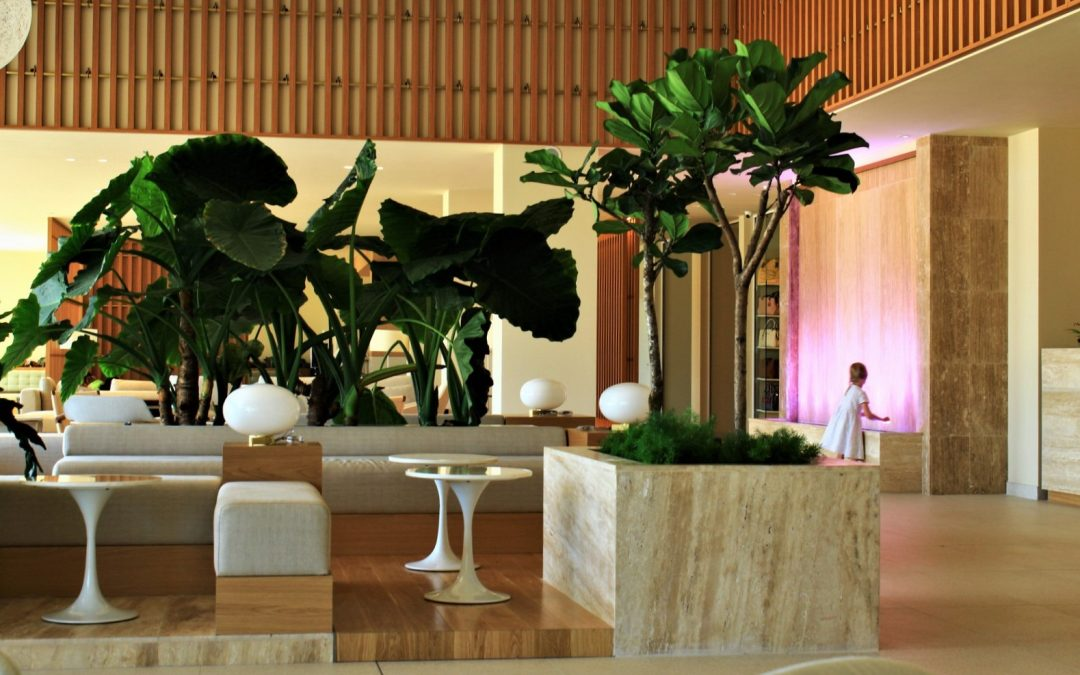 White Lagoon Resort – Interior