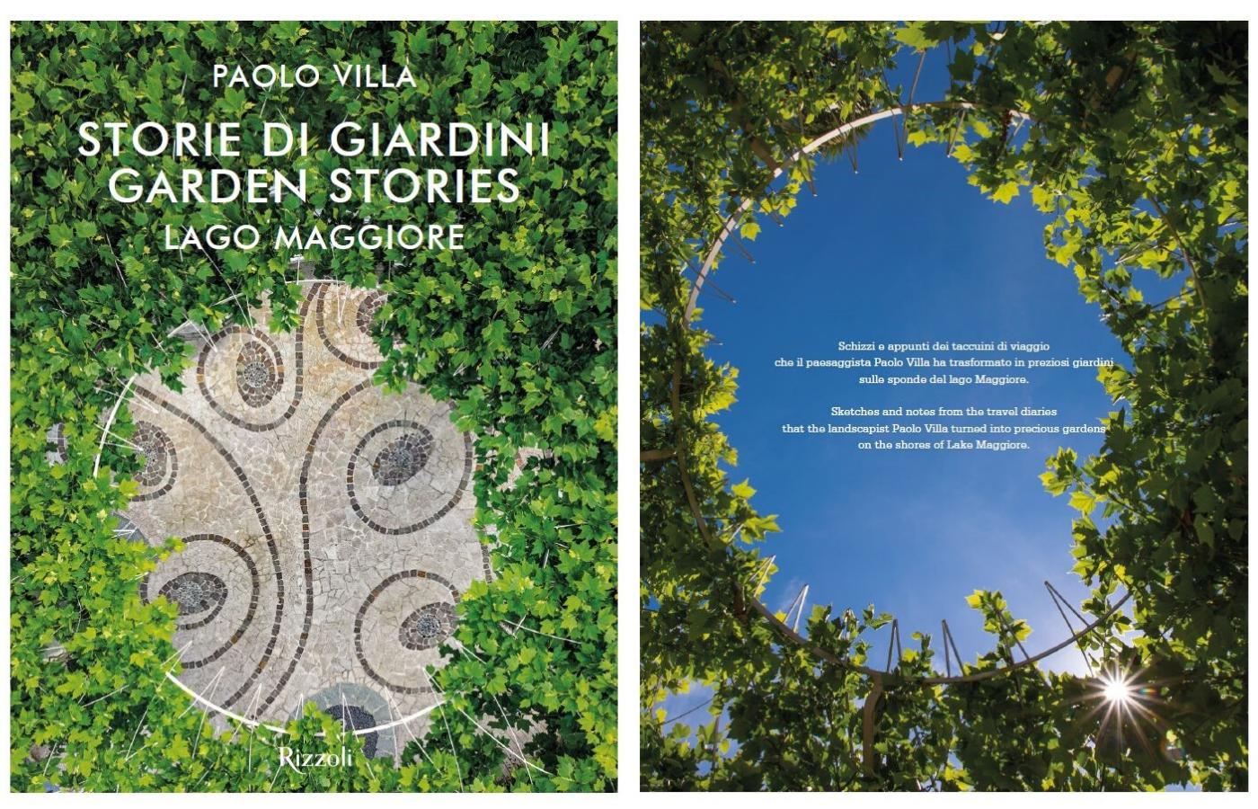 """Architetto Di Giardini storie di giardini"""" in ricordo di paolo - ag&p greenscape"""