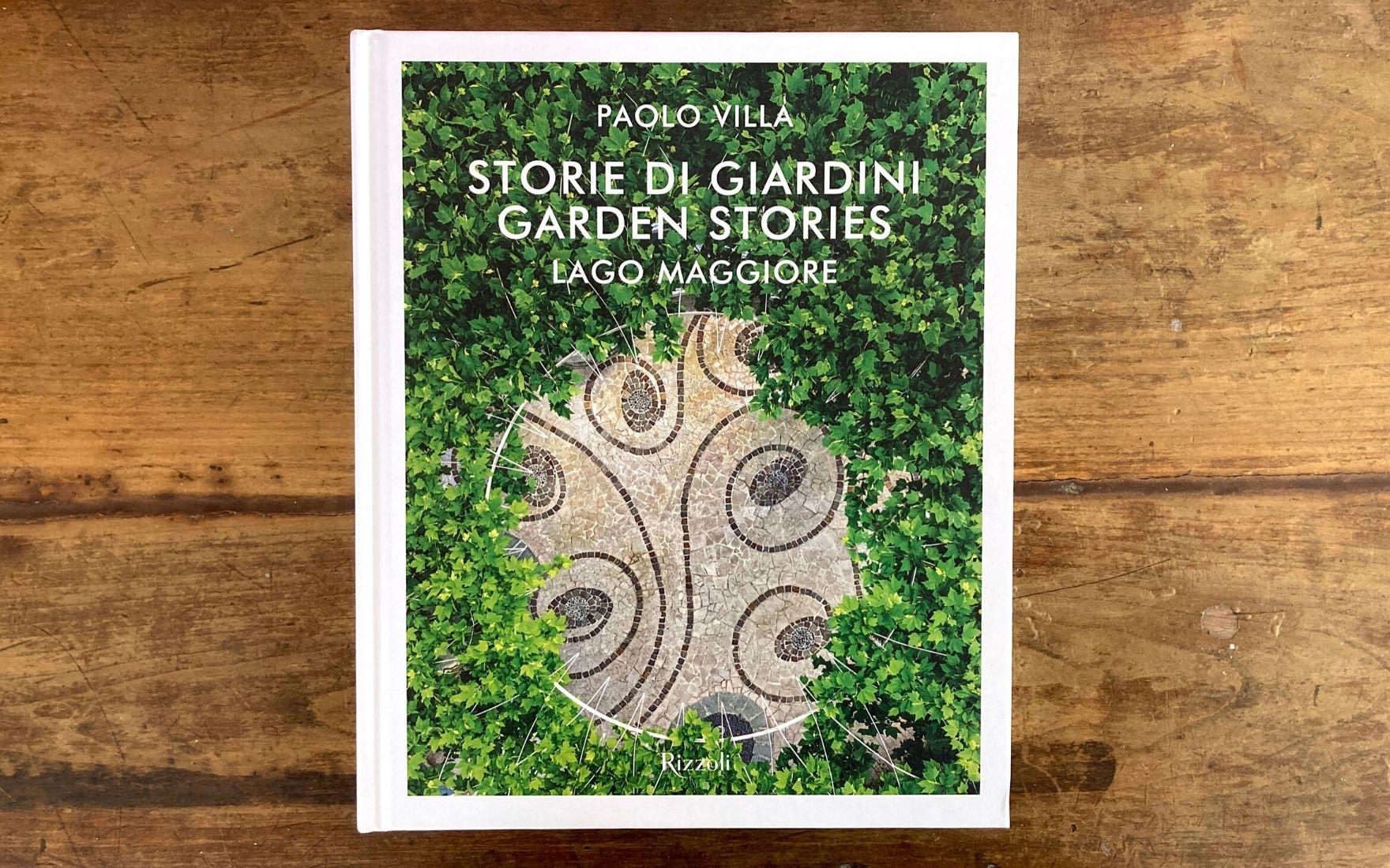 """""""Storie di Giardini"""" ora in tutte le librerie"""