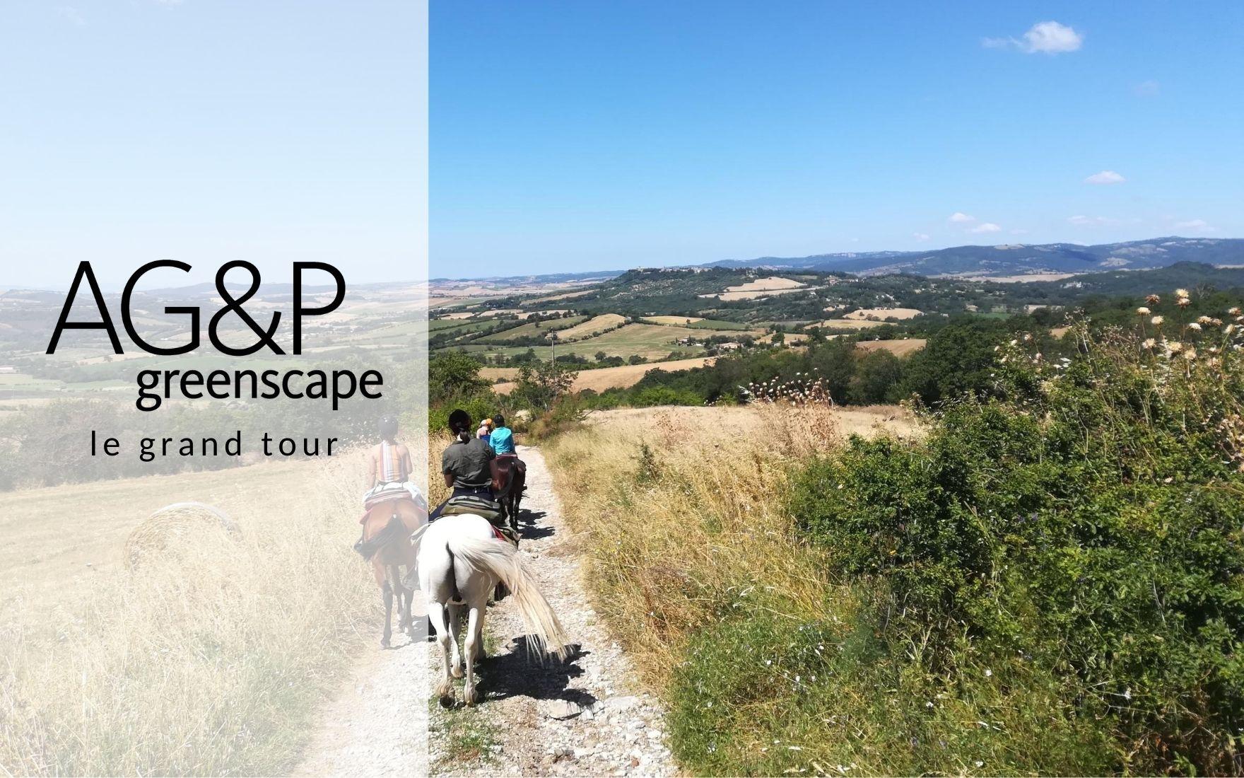 """""""Le Grand Tour"""" con AG&P geenscape   2° tappa: le colline maeremmane"""