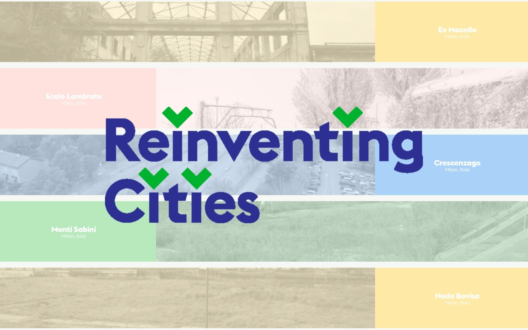 AG&P greenscape tra i finalisti di Reinventig Cities