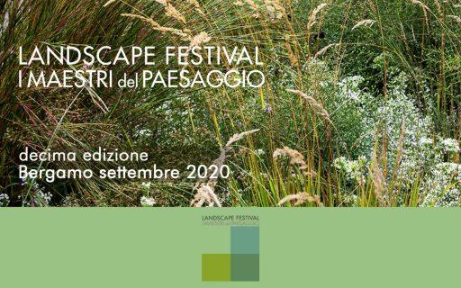 """AG&P greenscape partecipa a """"I Maestri del Paesaggio"""""""