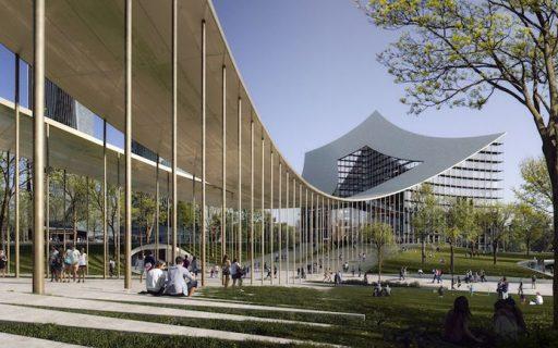 AG&P greenscape a CityLife per il nuovo progetto di BIG Bjarke Ingels Group