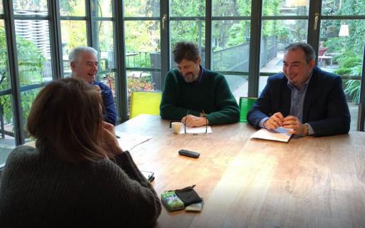 """""""Dialogo con i soci di AG&P greenscape"""", il primo capitolo"""