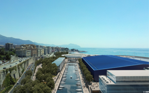 AG&P greenscape per il nuovo Waterfront di Genova con Renzo Piano Building Workshop