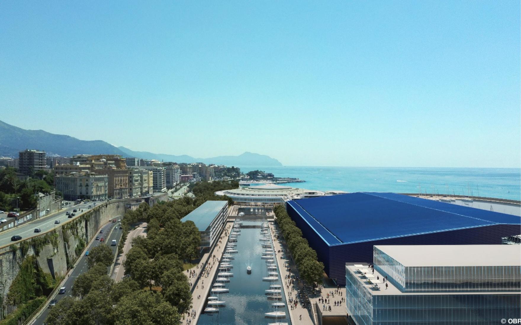 AG&P greenscape per il nuovo Waterfront di Genova con Renzo Piano Building Workshop