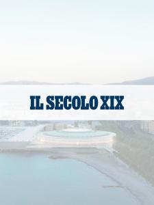 Waterfront Genova – Parco con cento alberi davanti al Palasport