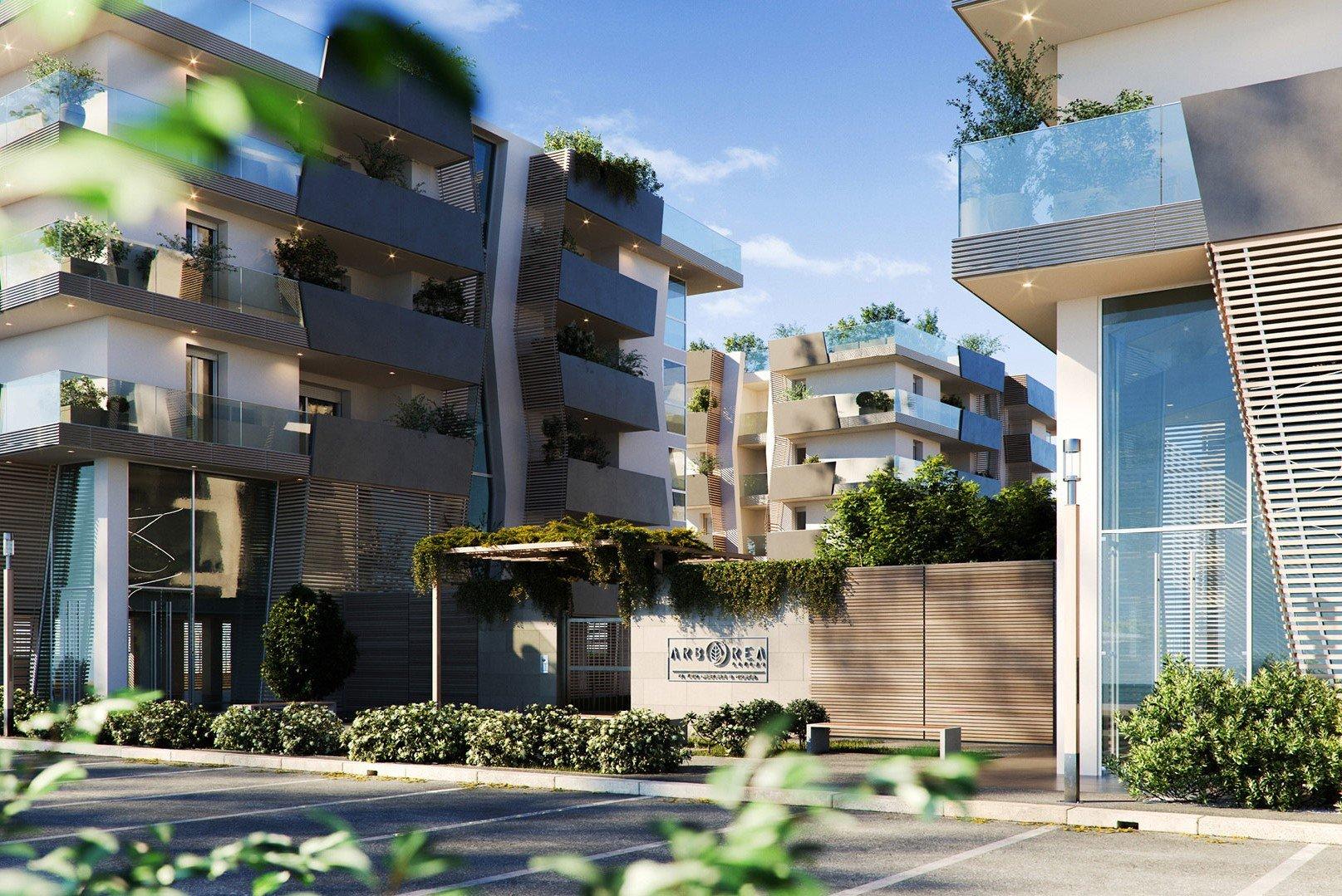 Arborea: una nuova rigenerazione urbana a Monza