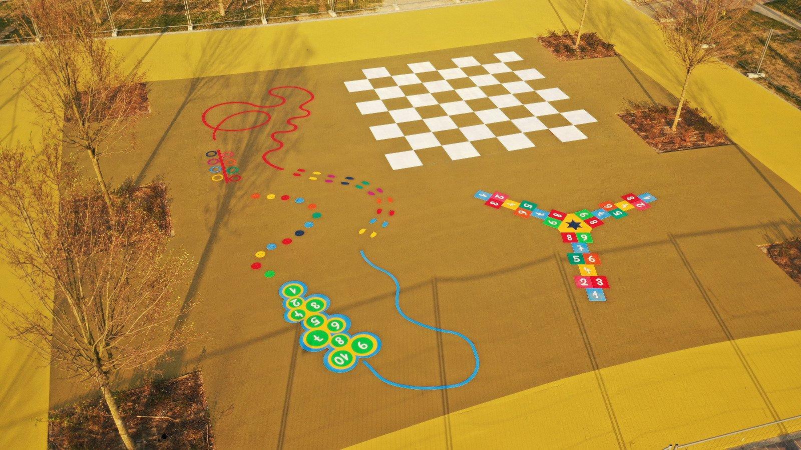 #InCantiereConAG&P | La piazza dei giochi del Centroparco