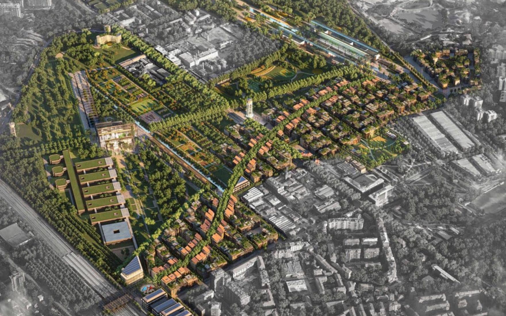 AG&P greenscape per la rigenerazione urbana di MilanoSesto con Scandurra Studio Architettura