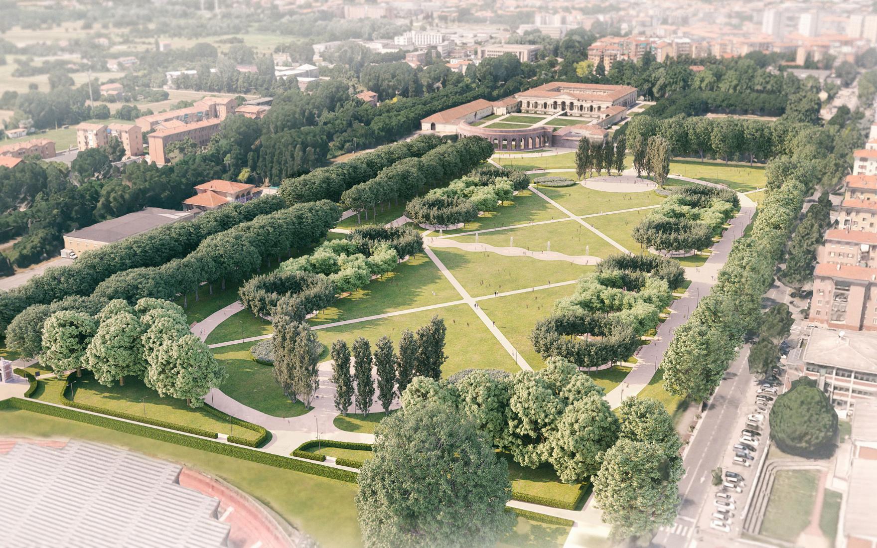Presentazione pubblica di Parco Te a Mantova