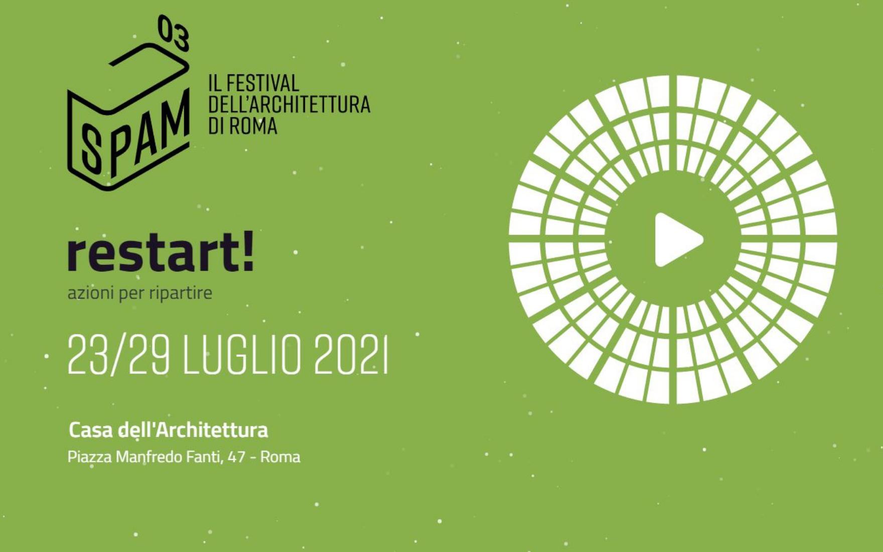 AG&P greenscape ospite al Festival dell'Architettura di Roma