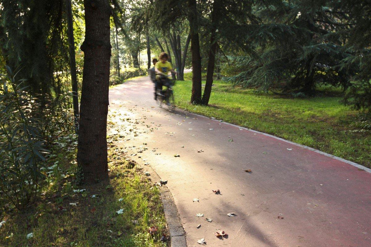 """AG&P greenscape con Paolo Maneo ospite al convegno """"Ciclabili e ciclabilità"""" a Pavia"""