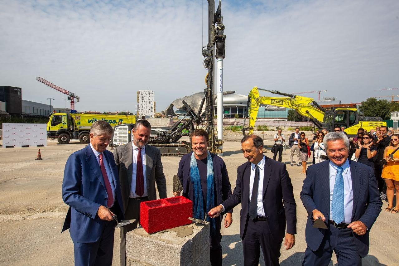 Parte il cantiere di CityWave: il progetto di BIG-Bjarke Ingels Group con AG&P greenscape